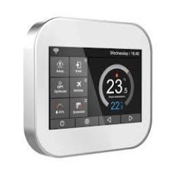 Wi-Fi termostat till golvvärme